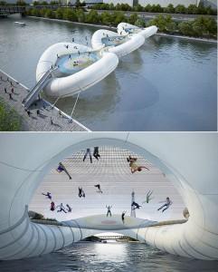 AZC Paris Bridge Design Brief